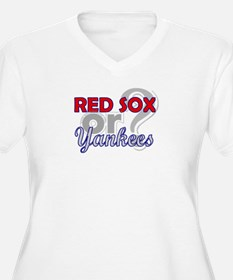 Red Sox or Yankees T-Shirt