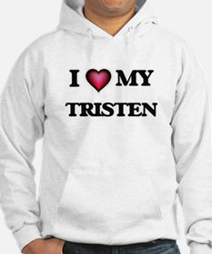 I love Tristen Sweatshirt