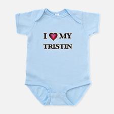 I love Tristin Body Suit