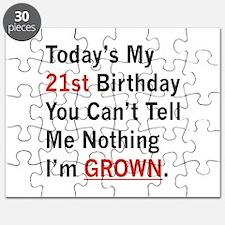 Im Grown Puzzle