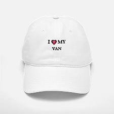 I love Van Baseball Baseball Cap