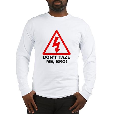 DONT Long Sleeve T-Shirt
