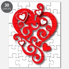 Healing Heart Design Puzzle