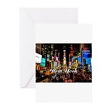 New york Greeting Cards (10 Pack)
