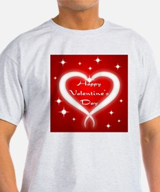 Red Happy Valentines Day T-Shirt