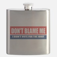 Dont Blame Me Flask