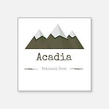 Acadia National Park Sticker