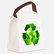 Cute Greenpeace Canvas Lunch Bag