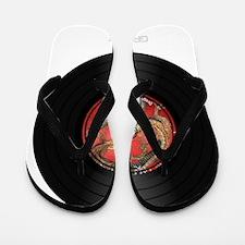 Unique Dragon prints Flip Flops