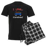 I Love Gardens Men's Dark Pajamas