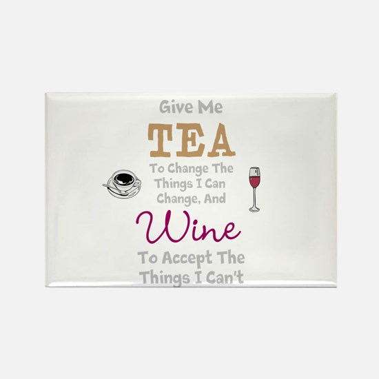 Tea and Wine Magnets