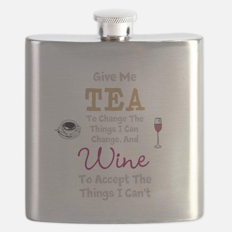 Tea and Wine Flask