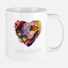 Wild Heart with Your Text Mugs