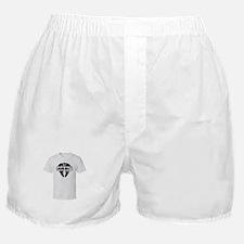Number One Anand Bhatt Legendary Guit Boxer Shorts