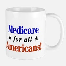 Medicare For All Americans Mugs
