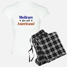 Medicare For All Americans Pajamas