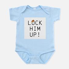 Lock Him Up! Body Suit