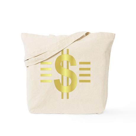 John Galt Dollar Emblem Tote Bag