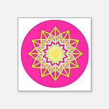 Passion pink Sticker