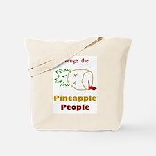Avenge Pineapple People Tote Bag