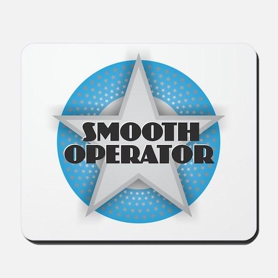 Smooth Operator - Star Mousepad