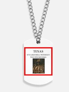 texas Dog Tags