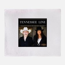 Tennessee Line Throw Blanket