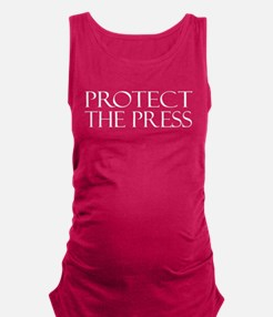 Protect the Press Tank Top