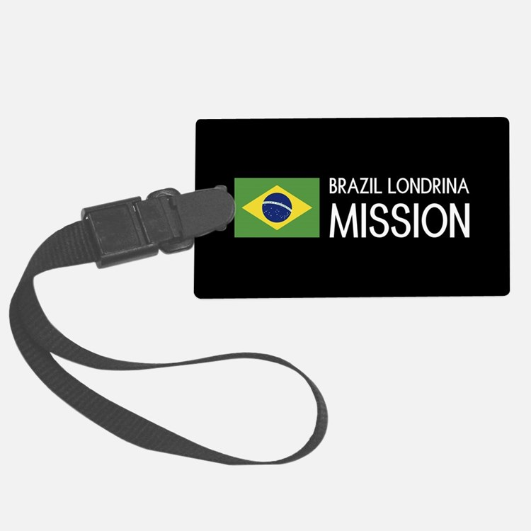 Brazil, Londrina Mission (Flag) Luggage Tag