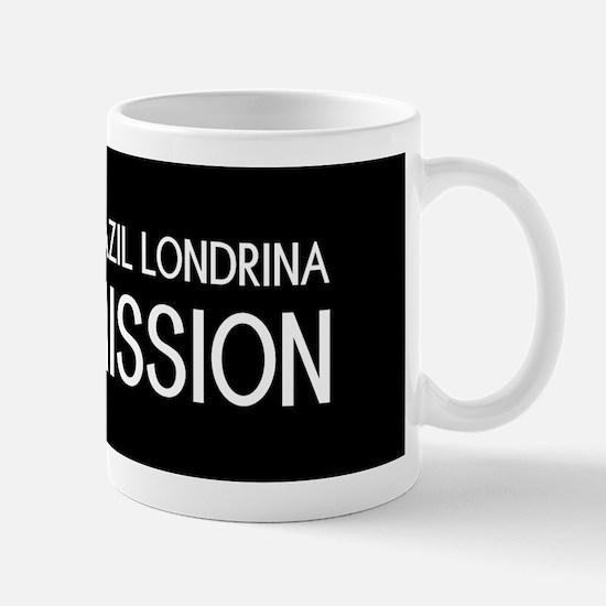 Brazil, Londrina Mission (Flag) Mug
