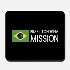 Brazil, Londrina Mission (Flag) Mousepad