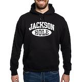 Jackson hole Hoodie (dark)