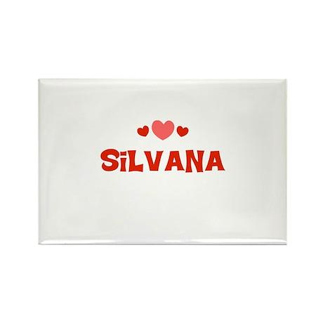 Silvana Rectangle Magnet