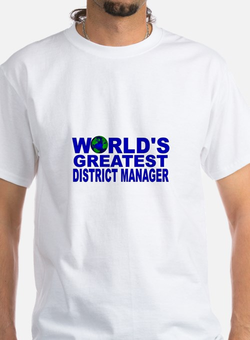 World's Greatest District Man Shirt