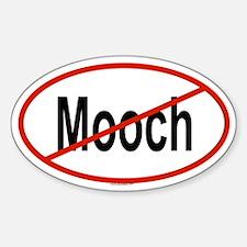 MOOCH Oval Decal