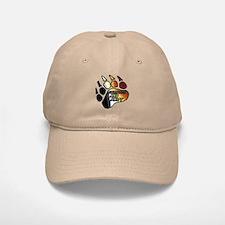 BEAR PRIDE PAW/SCRATCH/SNIFF Baseball Baseball Cap