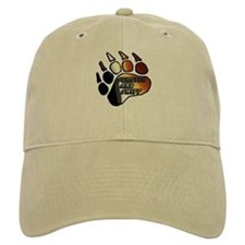 BEAR PRIDE PAW/SCRATCH/SNIFF Baseball Cap