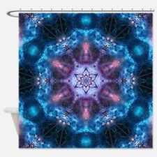 Calm Mandala Shower Curtain