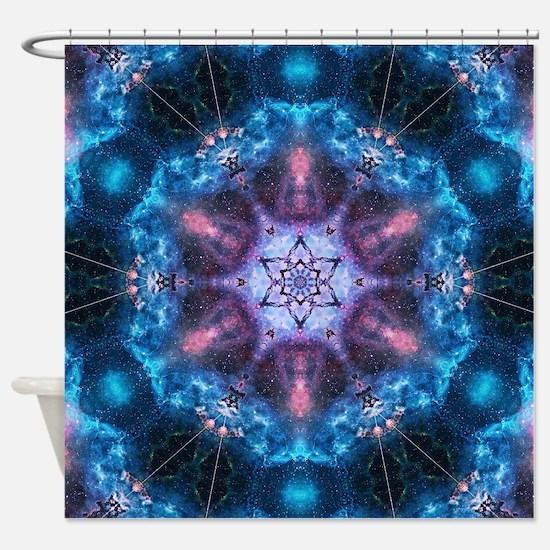 Calm Mandala Shower Curtain