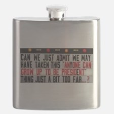 Anyone can Flask