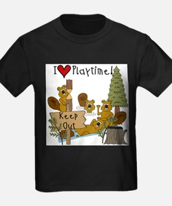 I Love Playtime T-Shirt