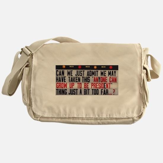 Anyone can Messenger Bag