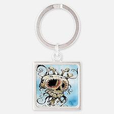 Sugar Skull 004 Keychains