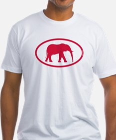 Alabama Red Elephant II T-Shirt