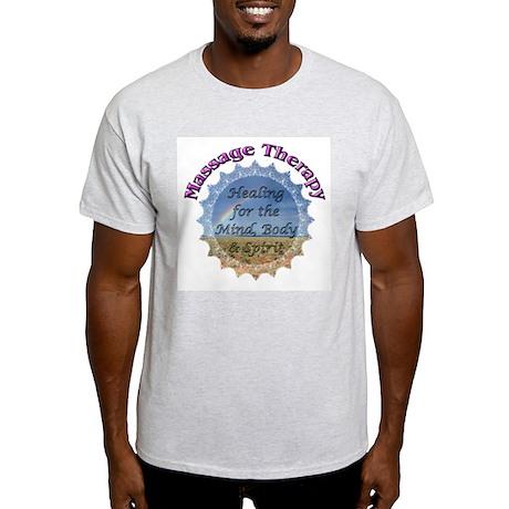 Massage - Mind Body & Spiri T-Shirt
