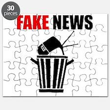 Fake News Pile of Garbage Puzzle