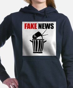 Fake News Pile of Garbage Sweatshirt