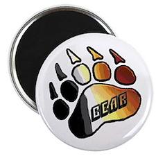 BEAR PRIDE PAW/BEAR Magnet