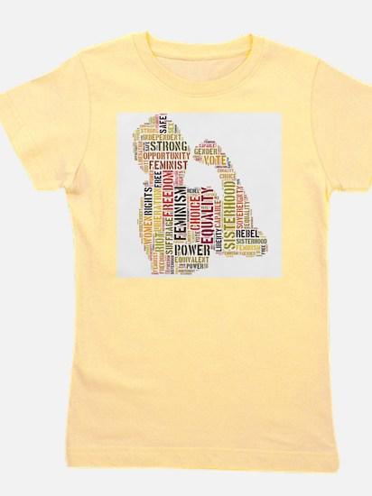 Feminism equals Strength T-Shirt
