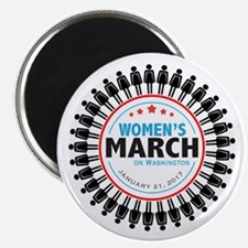 Womens March Magnet Magnets